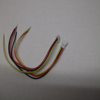 Micro Miniature 3 pin Plug & Socket